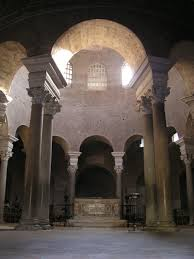 Interior view, Mausoleum of Constantina
