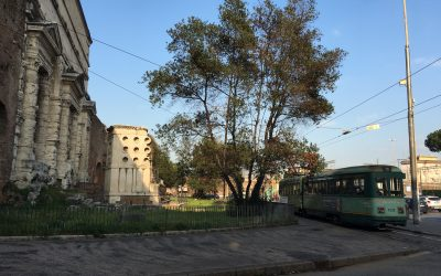 Porta Maggiore: a tangle of ancient and modern