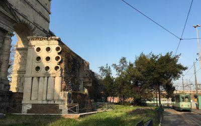 The Baker's Tomb at Porta Maggiore